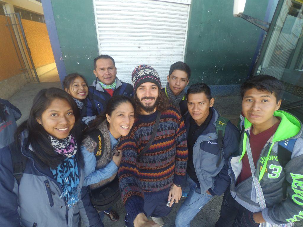 ensamble Moxos Bolivia