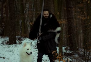 JON SNOW TROTAMUNDOGS