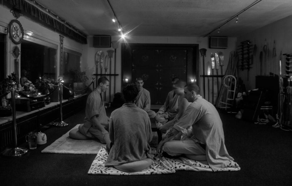 EXPERIENCIA EN TEMPLO BUDISTA