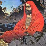 Bodhidharma shaolin